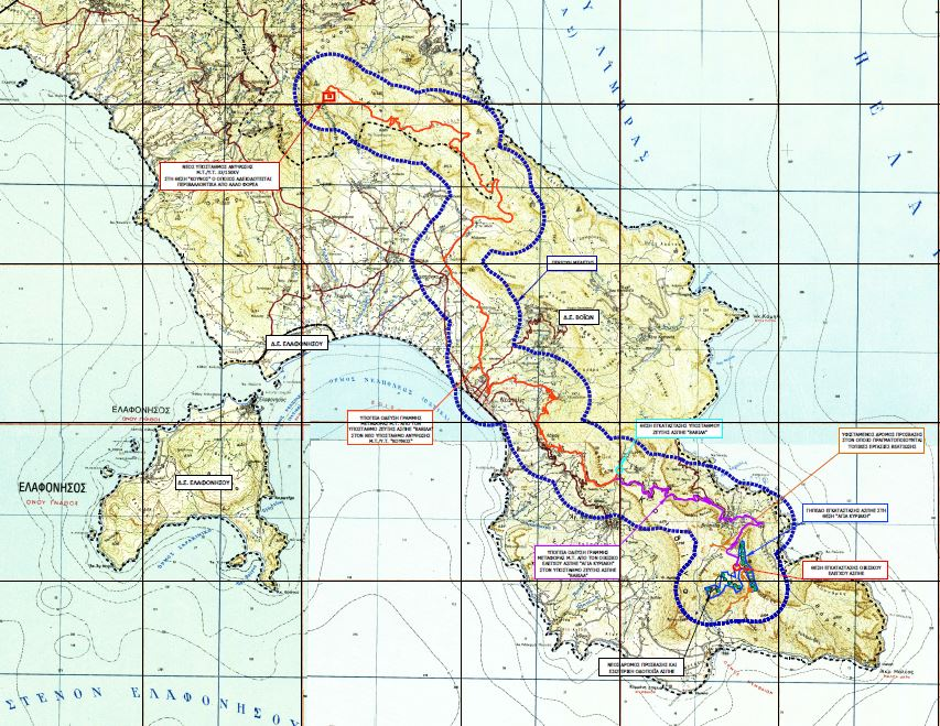 Ανακοίνωση Σ.Β. «Η Μυρτιδιώτισσα» για τους Αιολικούς Σταθμούς στον Καβομαλιά
